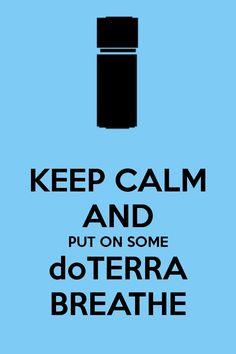DoTerra breathe  http://www.doterra.myvoffice.com/camies/