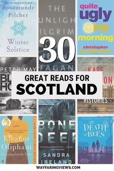 This essential reading list for Scotland crosses genre with the classics, contemporary fiction, historical fiction and travel resources. This is a great book list for the United Kingdom and books set in Scotland. Best Travel Books, Literary Travel, Page Turner, Scotland Travel, Family Love, Historical Fiction, Great Books, Book Recommendations, Book Lists