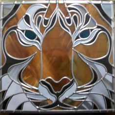 commissiond-glass-tiger-door-panel.jpg 500×500 pixels