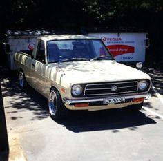 GB110 Nissan Sunny, Mini Trucks, Japanese Cars, 4 Life, Old Cars, Jdm, Old School, Toyota, Automobile