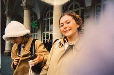 Raincoat, Film, Jackets, Fashion, Rain Jacket, Movie, Down Jackets, Moda, Film Stock