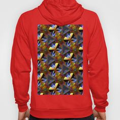 Honeycomb1 A Hoody by K Shayne Jacobson - $38.00