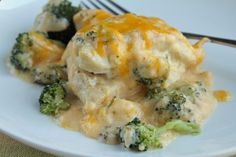 Make and share this Broccoli and Cheese Stuffed Chicken Breast recipe from Food.com.