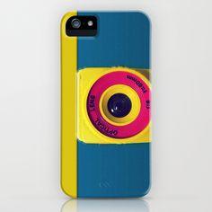 Lomo Camera HOLGA iPhone Case by cfortyone - $35.00