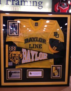 Need. Baylor bears shadow box