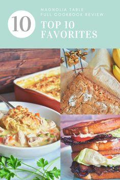 Magnolia Joanna Gaines, Chip And Joanna Gaines, Magnolia Table, Magnolia Farms, Cookbook Recipes, Cooking Recipes, Food Dishes, Main Dishes, Chip Gaines