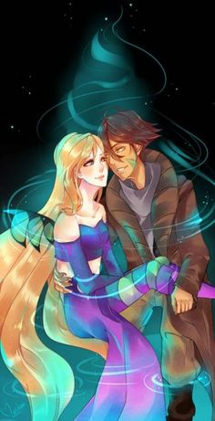 Is Cornelia and Caleb, my favorite couple foreveeerrrrrr. I hope you like them . The couples contest Witch! Winx Club, Cornelia Witch, Ghibli, Disney Magazine, Fantasy Magic, Arte Nerd, Cartoon Heart, Avatar, Character Art