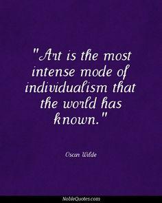 Arts Quote