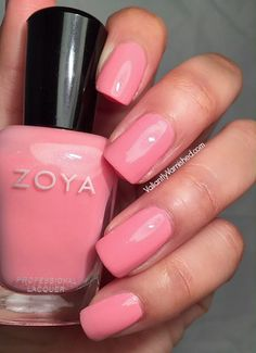 Zoya Laurel - Petals Collection Swatches & Review — Valiantly Varnished