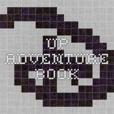 Up adventure book