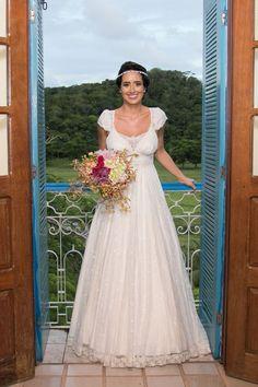 Meu Dia D - Casamento no Campo - Decoração Campestre - Ao ar livre - NOiva Rita (11)