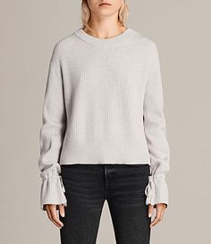 Women's Eloise Jumper (PEARL GREY) -