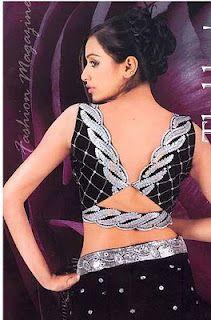 Blouse Designs Choli Back Design, Kurti Back Neck Designs, Neckline Designs, Blouse Neck Designs, Silk Saree Blouse Designs, Fancy Blouse Designs, Saree Blouse Patterns, Sari Blouse, Sleeveless Blouse