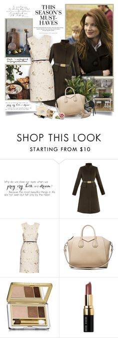 """Good Energy"" by thewondersoffashion ❤ liked on Polyvore featuring Beautiful People, MaxMara, Giambattista Valli, H&M, Givenchy, Bionda Castana, Balmain, Estée Lauder, Bobbi Brown Cosmetics and women's clothing"
