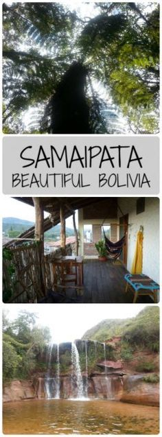 Samaipata blew my mind.  I didn't know what to expect from Bolivia, but this beautiful little town was filled with nature and history, and I loved it!  If you want to experience the real Bolivia, you must go to Samaipata!