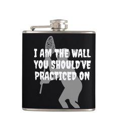 Lacrosse Goalie - I Am the Wall Flask lacrosse memes, lacrosse stick holder, lacrosse cake ideas Lacrosse Cake, Lacrosse Memes, Lacrosse Sticks, Teen Wolf Lacrosse, La Crosse, Flask, Unique Gifts, Cake Ideas, Wall