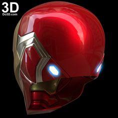 Iron Man Suit, Iron Man Armor, Tony Stark, Pepakura Iron Man, Iron Man Fan Art, 3d Printing Industry, 3d Printable Models, Prop Making, Conceptual Design