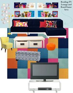 Designing the Ultimate Playroom
