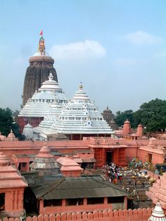 India - Architecture and Nature Temple India, Indian Temple, Hindu Temple, Jagannath Temple Puri, Lord Jagannath, India Architecture, Religious Architecture, Lord Photo, Rath Yatra
