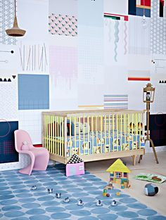 14 Panel Safety Play Yard Indoor Ndotos Baby Playpen Kids Activity Center