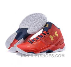 online store 32da4 91d8e Under Armour Stephen Curry 2 Shoes Father And Son Red Discount Bb7AQ,  Price   119.00 - Nike Rift Shoes