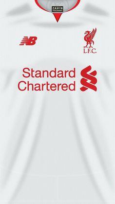 Liverpool Fc Shirt, Liverpool Kit, Liverpool Football Club, Soccer Kits, Football Kits, Football Jerseys, Lfc Wallpaper, Psg, This Is Anfield
