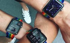 Apples Pride celebration includes an Apple Watch band everyone can love