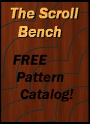 Free Scroll Saw Pattern Catalog - Scroll Bench