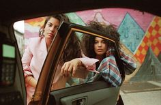 """In its percussion-heavy sophomore album @Ibeyi2 drums up a collection of empowering anthems. Recorded last fall amid the turmoil of the presidential election the tracks often feel like a sounding board for global resistance. """"We know we cant change the world but we do believe that our music brings hope and thats the energy we transmit when we perform says @oeil_l.k. For that hour and a half we come together with our audience; we are one. Photographed by @chadmooreholla.  via VOGUE MAGAZINE…"""