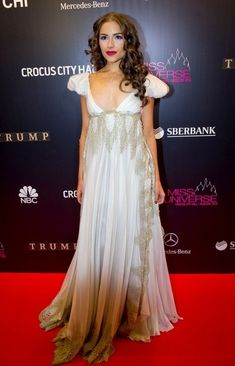Olivia Culpo Photos - Arrivals for the 2013 Miss Universe competition held at Crocus City Hall. - 2013 Miss Universe in Moscow