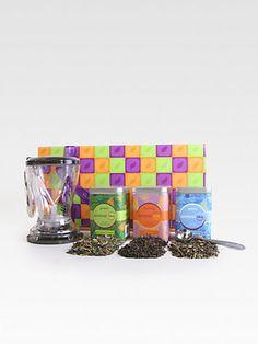 Amanzi Tea - Gift of Wellness Tea Set - Saks.com