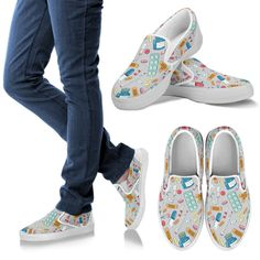 Medical Equipment Slip Ons