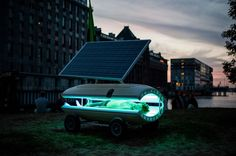 Steven de Peven, Meeus van Dis and Bart Eysink Smeets created a way to get an eco-tan.