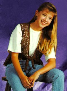 Photo of Jodie Sweetin for fans of Full House.