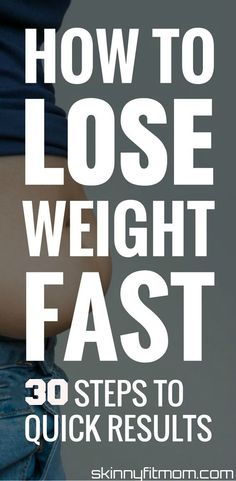 30 Fastest Ways to  Quick & Permanent Weight Loss in 3 Weeks  plus How To  Maintain It.