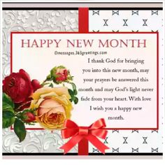 Share this on WhatsApp Happy New Month everyone! New Month Greetings, New Month Wishes, Wishes For You, Happy New Month Quotes, Welcome May, Valentine Messages, God Prayer, You Are Amazing, Valentines For Kids
