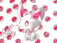 Jewelpet Ruby by Chaomaster1.deviantart.com on @deviantART