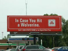 Actual billboards in Columbus, Ohio. Just had to pin this.
