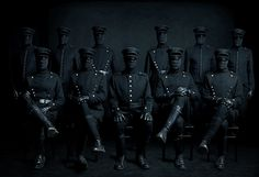 """Juha Arvid Helminen's Photography Series """"The Invisible Empire"""" Criticizes the Power of Uniforms 