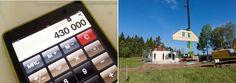 Kringkostnaderna när du bygger hus - Byggahus.se