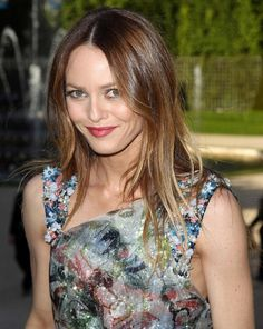 Model, singer, and actress from France, Vanessa Paradis