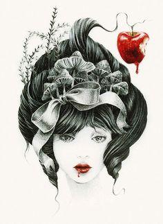 Courtney Brims, Snow White - Biancaneve
