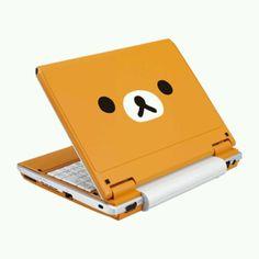 I need this for my room!  rilakkuma pc