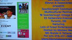 Scarborough Community Multicultural Festival - Commerical