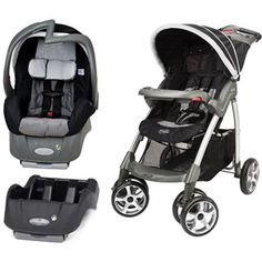 Travel System - Metro Collection by EvenFlo