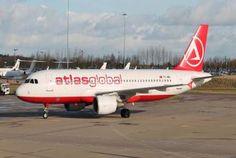 Global alanda büyüme hedefleri kapsamında kurumsal kimliğinde girdiği değişim süreci ile havacılık sektöründe dikkatleri üzerine çeken Atlasglobal...