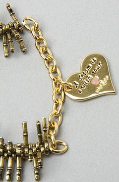 Disney Couture Jewelry The Cinderella Key Charm Stretch Bracelet : Karmaloop.com - Global Concrete Culture