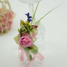 Wedding Flowers - $3.49 - Eye-catching Round Artificial Silk Boutonniere (123048097) http://jjshouse.com/Eye-Catching-Round-Artificial-Silk-Boutonniere-123048097-g48097?pos=related_products_5