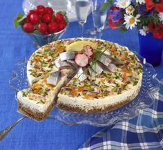 Matjestårta till midsommar!