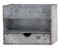 Classy Awestruck Metal Wall Shelf